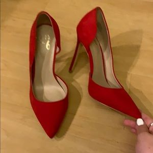 Mix No. 6 Red Heels